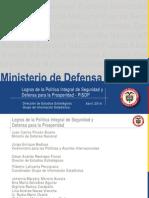 Logros Sector Defensa