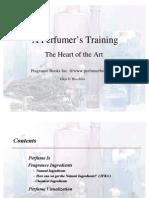 A Perfumer's Training Guide