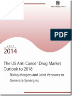 US Anti Cancer Drug Market Research Report