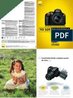NIKON Mx D5100 Brochure