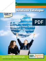 Computer Troubleshooters Solutions Catalogue