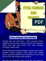 3. Etika Farmasi Dan Profesi
