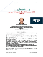 Review of the Islamic Bank Charter, 2009 EDITION