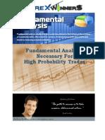 Forex Fundamental Analysis