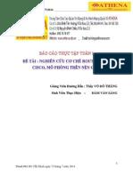 Báo Cáo Thực Tập Tuần 1 Tại Athena - Đàm Văn Sáng