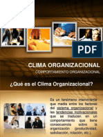 CLIMA ORG