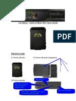 Gprs t118; Manual