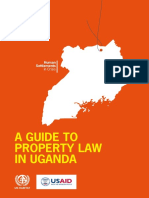 A Guide to Property Law in Uganda