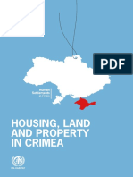 Housing, Land and Property in Crimea