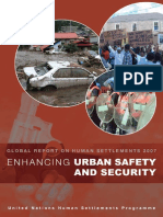 Global Report on Human Settlements 2007 - Enhancing Urban Safety and Security