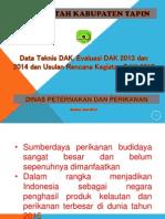 Rapat Teknis Dak 2014