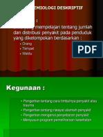 Descriptive, Dr Wira