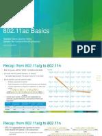 802.11 ac basics