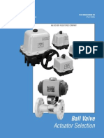 TORQUES Actuator for Ball valve.pdf