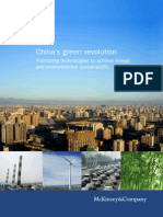 China Green Revolution