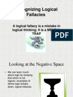 9 Most Common Logical Fallacies