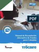 ManualRecaudacionAlternativadeFondos