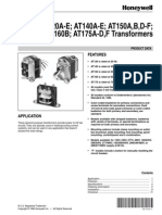 Honeywell Parts - Transformer