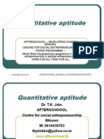 15 July quantitative aptitude
