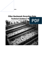 Filter Backwash Recycling Rule Technical Guide