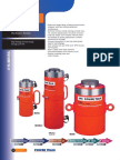 Powerteam RD Double Acting Cylinders