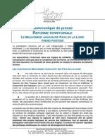 Communiqué de presse - la réforme territoriale.pdf