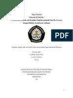 Biokimia Aji Bayu Kurniawan 21030111060052