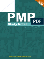 Edward PMP Study Notes