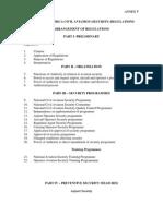 AVSEC Regulations