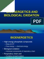 Bioenergetics and Biological oxidation final