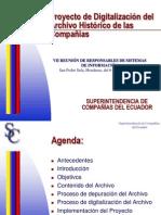 Ecuador Digitalizac