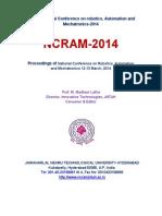 2jntu Ncram-2014 Book Index