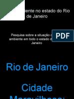Meio Ambiente No Estado Do Rio de Janeiro