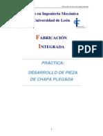 Memoria Practica Chapa Con Plano