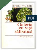 Galeria Cu Vita Salbatica