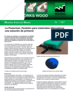 Boletin Informativo Weinig News 157