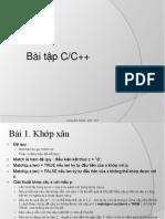 Bai tap C