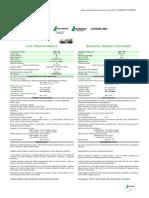 Fisa Tehnica Beton Clasa C25-30 TORCRET