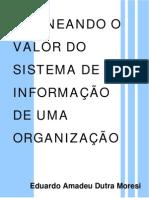 00370 - Delineando o Valor Do Sistema de Informação de Uma Organização