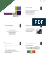 Basic Human Visual Processing Lecture