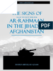 The Signs of Ar-Rahman in the Jihad of Afghanistan