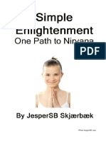 Simple Enligthenment - One path to Nirvana