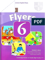 Cambridge Flyers 6 Student's Book