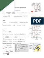 Physiology Formulas