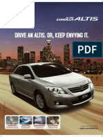 Drive an Altis_260 x 203mm - Whatcar May '09