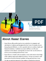 Kazar Slaven - Chartered Accountants Insolvency Practitioners At CanberraSlaven Chartered Accountants Insolvency Practitioners at Canberra