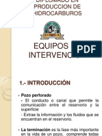 Equipos de Intervencion - Diapositivas