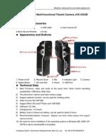 Manual book of ultra camera turnigy