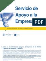 Servicio de Apoyo a la Empresa
