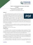 16. Agri - Ijasr -Spatial and Temporal Analysis - Deroueche Houda
